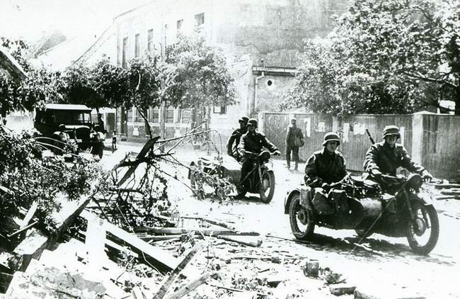 "Rusia 1941-1945 - ""Gran guerra patriótica"""