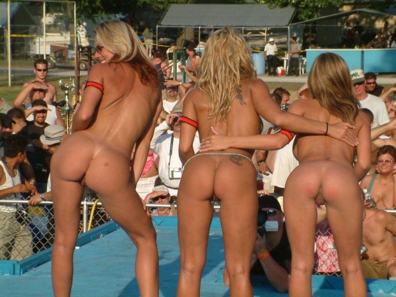 Felicia Tang Bikini Contest Naked Photo