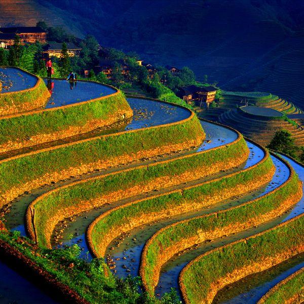 Красивый китай 24 фотографии