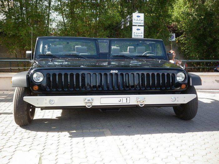 jeep wrangler, самоделкин,
