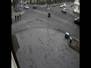 Пешеходам крупно повезло