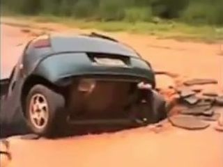 Природная утилизация автомобиля