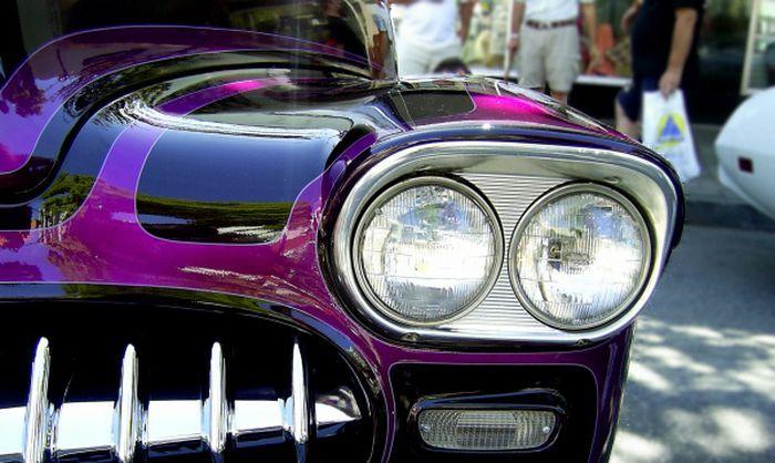 ретро авто, раритетный авто, show & shine festival