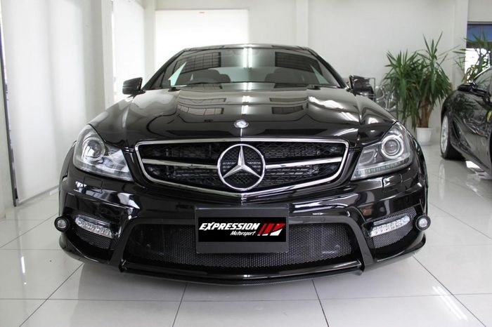 mercedes-benz, c-class coupe, expression motorsport