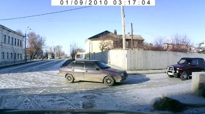 авария, авария дня, авто авария, дтп, жесть, лобовая авария, нива, ваз 21099