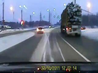 Казнил светофор