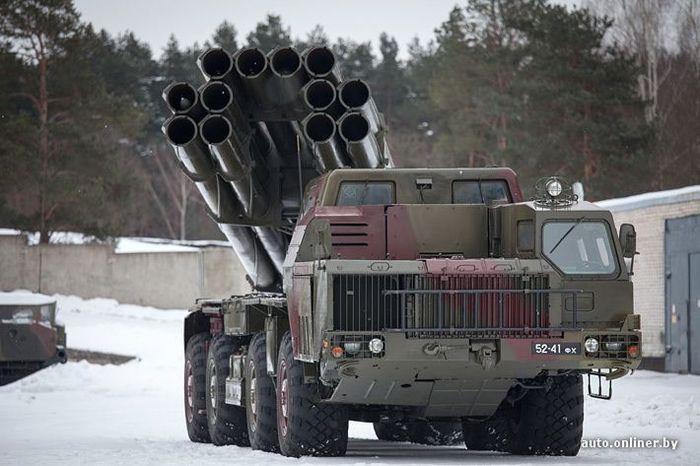 военная техника, смерч, военный автомобиль