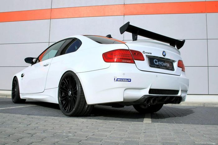 bmw m3, g-power