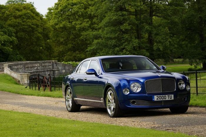 bentley mulsanne,