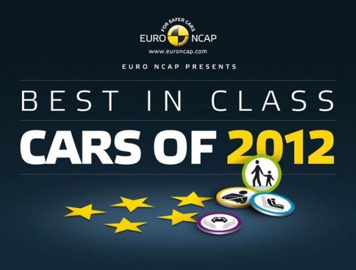 краш-тест, euro ncap, безопасный авто, рейтинг авто,