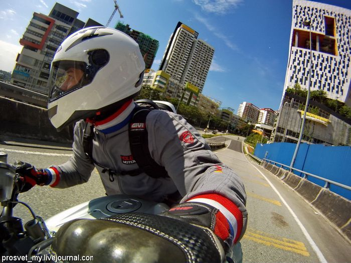мотоцикл, тюнинг мотоцикла, streetfighet 1098 r