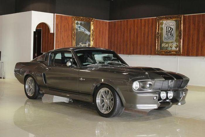 продажа авто, автоаукцион, угнать за 60 секунд, ford mustang, shelby gt500, элеонор
