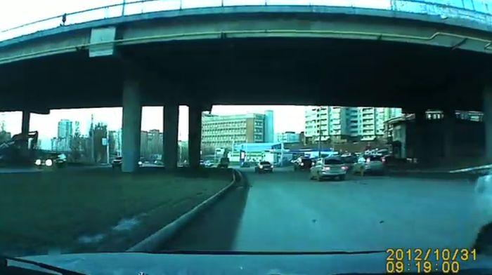 авария, авария дня, авто авария, дтп, жесть, daewoo nexia