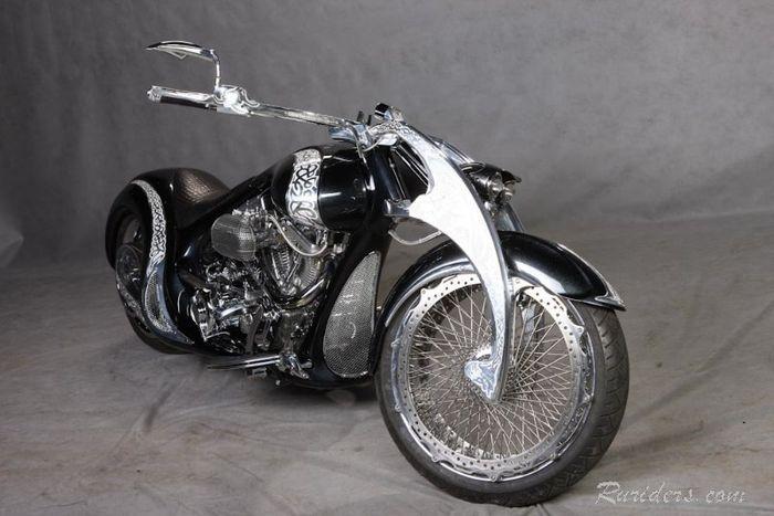 химера, кастом, кастомайзинг, мотоцикл