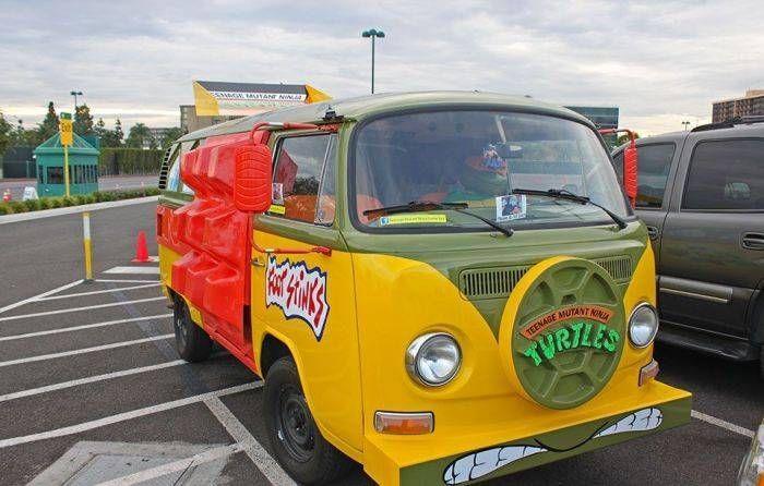 автомобиль из фильма, известный авто