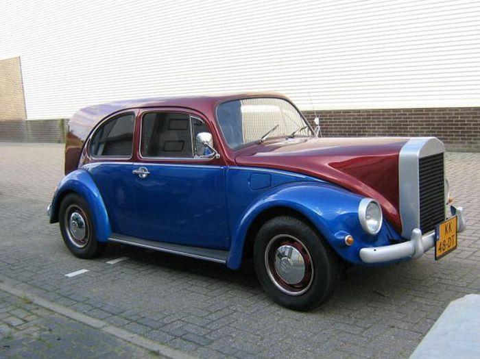 продажа авто, автоаукцион, франкенштейн, самоделкин, vw beetle