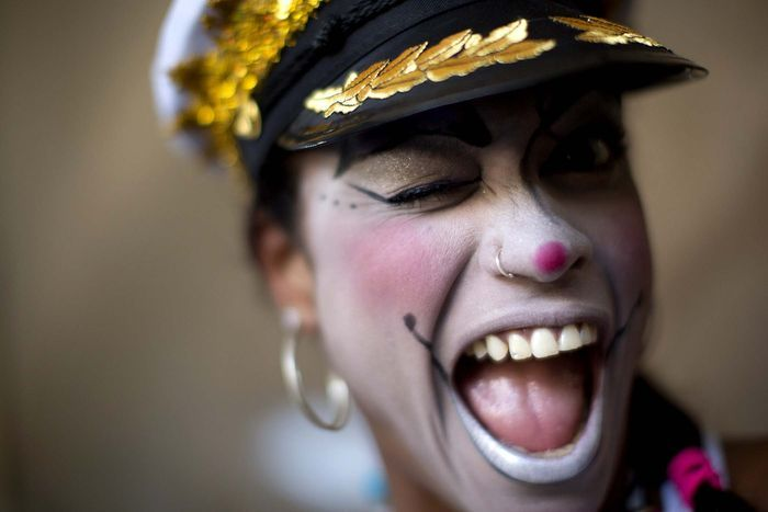 бразилия, карнавал, рио, шоу