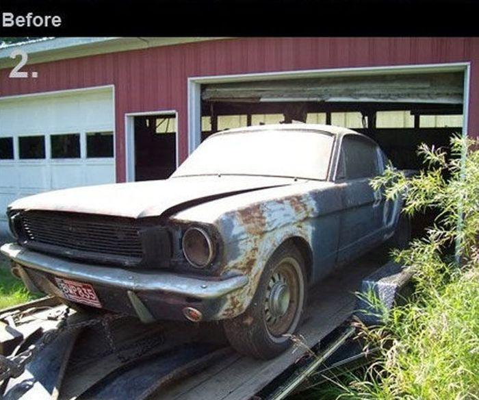 реставрация авто, восстановление авто, ремонт авто