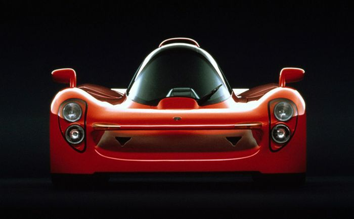 концепт кар, японская машина, спорт кар
