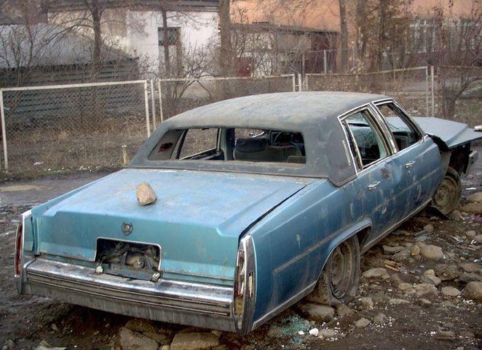 американский авто, usa