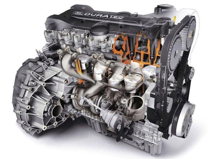 В устройстве двигателя поршень