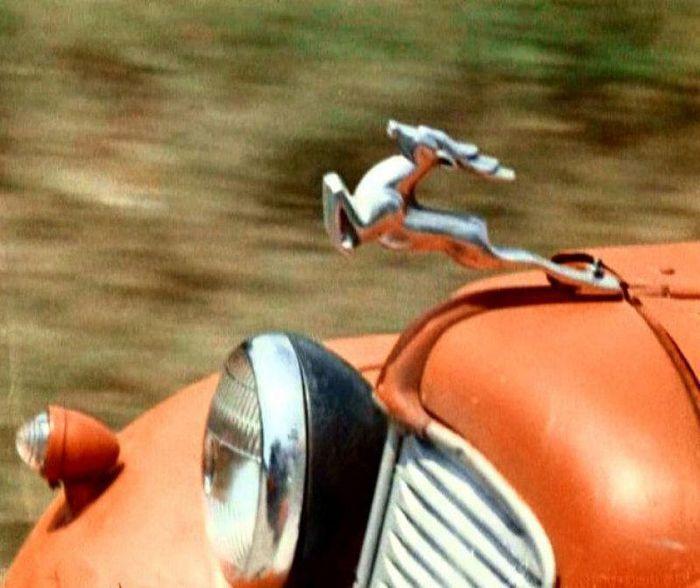 никулин, машина знаменитости, цирк, машина из фильма, история авто