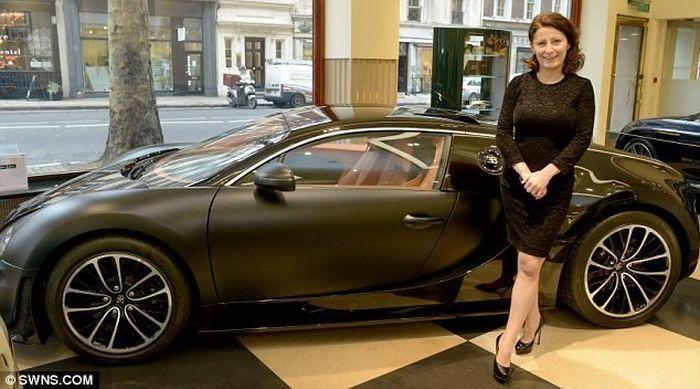 продажа авто, менеджер, bugatti veyron
