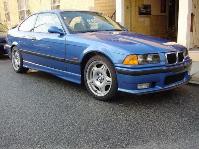 найдено на ebay, продажа авто, bmw m3 coupe e36