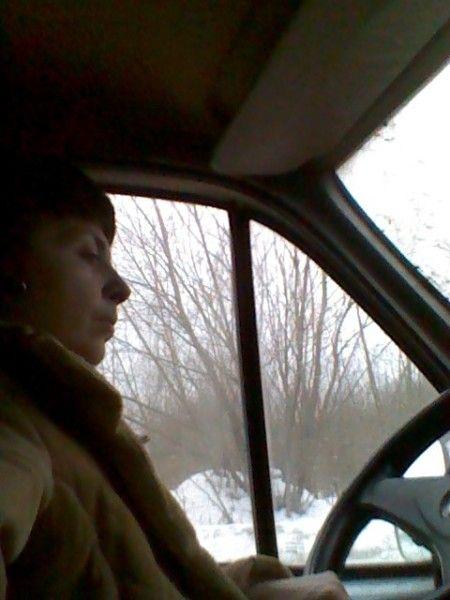 женщина за рулем, один день, женщина водитель
