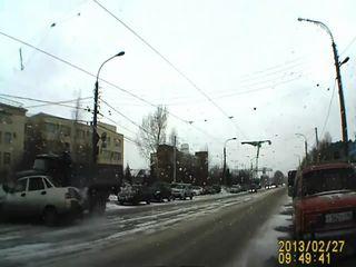 Подборка аварий на АвтоЧП за март