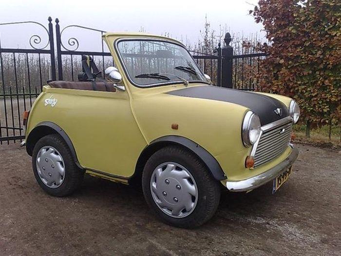 найдено на ebay, продажа авто, самоделкин, mini shorty