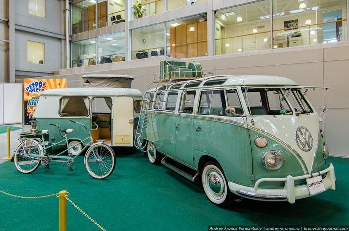 ретро-авто, выставка ретро-авто, автовыставка, музей