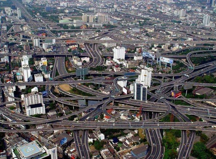 городской проект, ленинский проспект, реконструкция дороги
