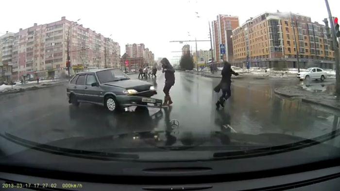 авария, авария дня, авто авария, дтп, жесть, лобовая авария, renault megane, ваз 2115