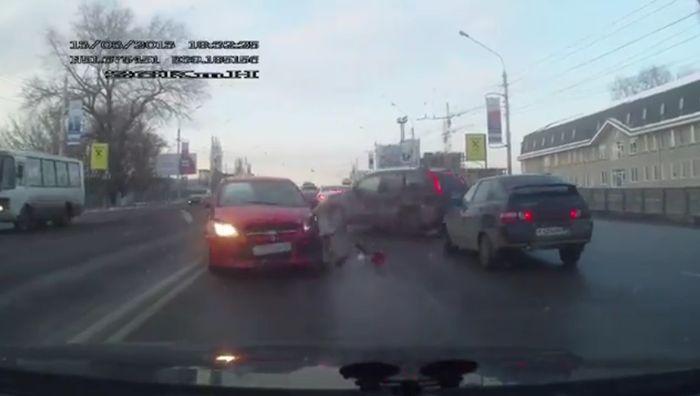 авария, авария дня, авто авария, дтп, жесть, лобовая авария, ford focus