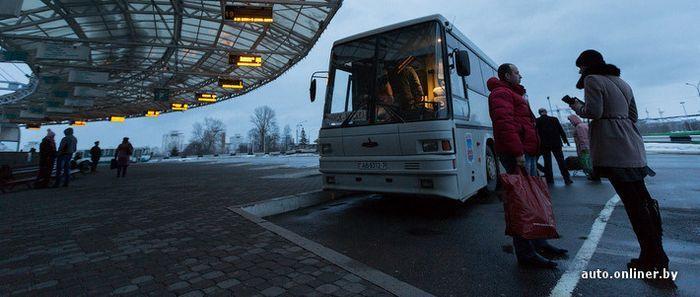 автобус, рейсовый автобус,