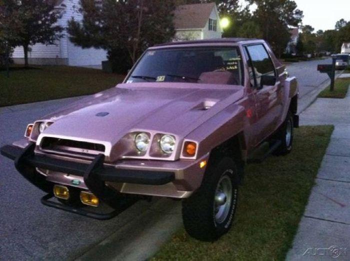 найдено на ebay, продажа авто, glenfrome convertible, land rover, facet