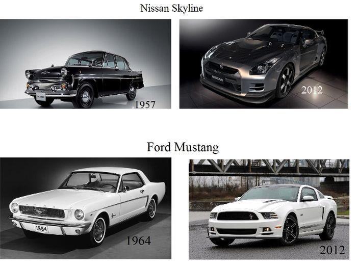 авто, отец и сын, сравнение авто,