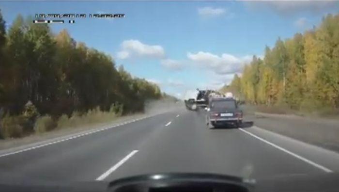 Авария дня часть 734 (фото+видео)