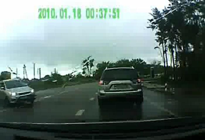 Авария дня часть 736 (фото+видео)