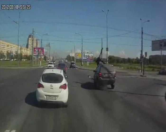 Авария дня часть 738 (фото+видео)