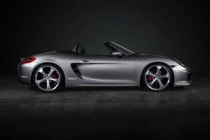 Тюнинг Porsche Boxster от ателье Techart (5 фото)