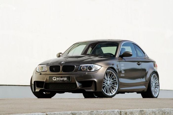 BMW 1-Series M Coupe от тюнеров из G-Power (12 фото)