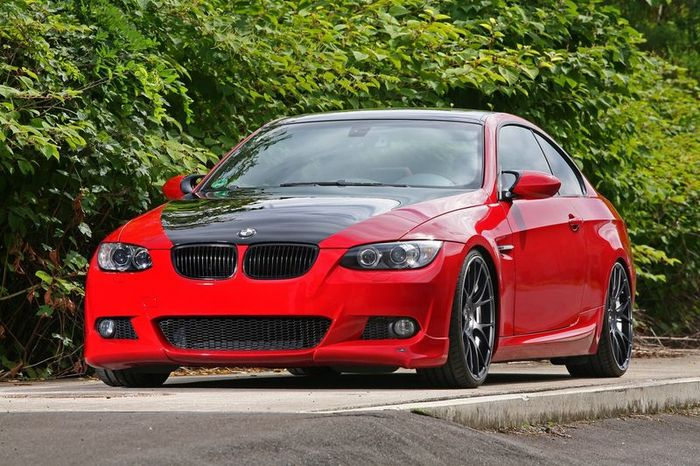 Ателье Tuning Concepts поработало над внешним видом BMW 3-Series Coupe (E92) (7 фото)