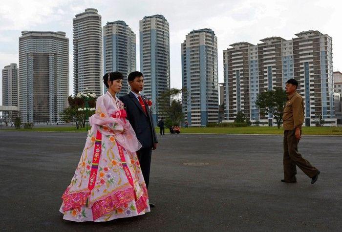 Фотографиии загадочной Северной Кореи (50 фото)