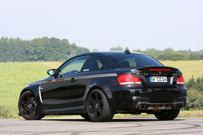 BMW MH1 S Biturbo от ателье Manhart Racing (12 фото)
