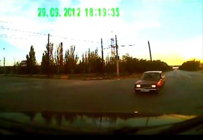 Авария дня часть 750 (фото+видео)