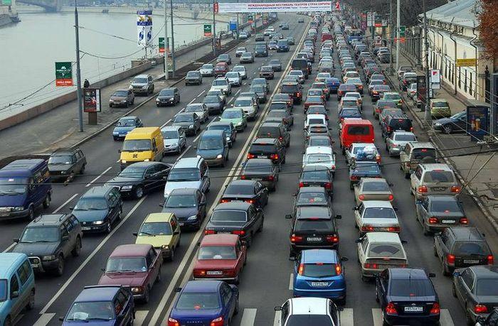 Сведения о московских авто попадут в свободный доступ (текст)