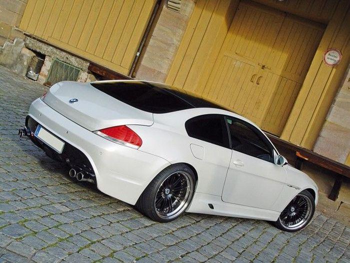 BMW 6-Series CLP MR 600 GT-S от тюнеров из ателье CLP (9 фото)