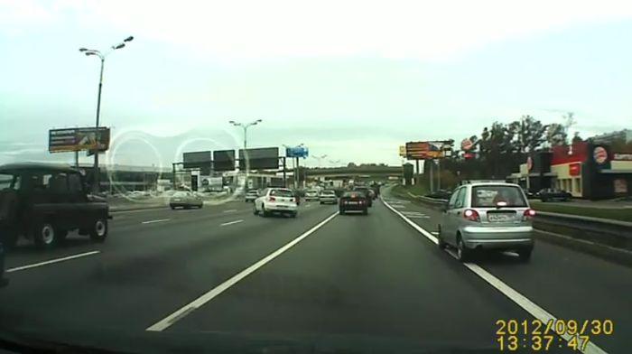 Авария дня часть 751 (фото+видео)